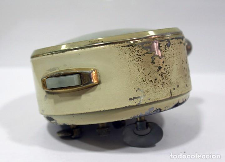 Despertadores antiguos: Reloj despertador MICRO 2 JEWELS. - Foto 7 - 228007945
