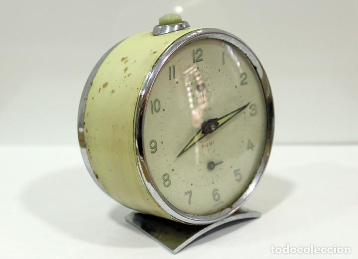 Despertadores antiguos: Reloj despertador TITAN - RUBI - Foto 3 - 228009900