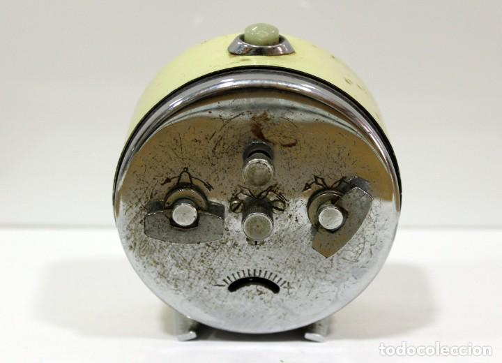 Despertadores antiguos: Reloj despertador TITAN - RUBI - Foto 5 - 228009900
