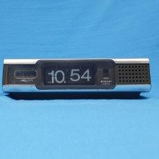Despertadores antiguos: RELOJ ALARMA / DESPERTADOR TIPO FLIP FLOP - RADIANT QUARTZ - RDM 301S. Lote 228869026