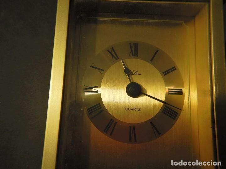 Despertadores antiguos: Reloj de carruaje - Foto 6 - 232880110
