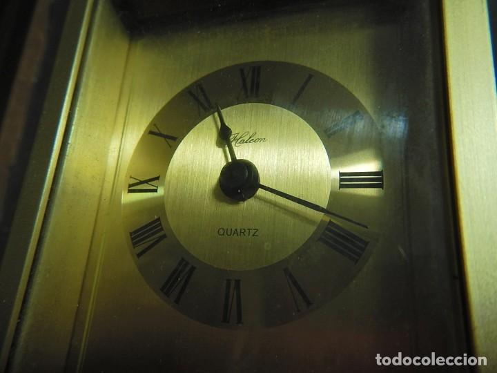 Despertadores antiguos: Reloj de carruaje - Foto 4 - 232880110