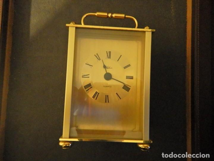 RELOJ DE CARRUAJE (Relojes - Relojes Despertadores)