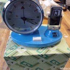 Despertadores antiguos: RELOJ DESPERTADOR VINTAGE. Lote 235259945
