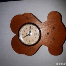 Despertadores antiguos: DESPERTADOR TOUS. Lote 236357720
