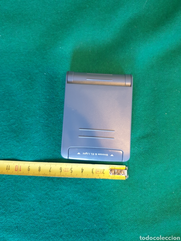Despertadores antiguos: Reloj despertador - Foto 3 - 236447190