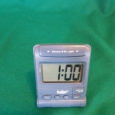 Despertadores antiguos: RELOJ DESPERTADOR. Lote 236447190