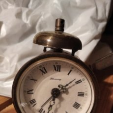 Despertadores antiguos: DESPERTADOR BLESSING ALEMAN. Lote 240525365