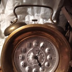 Despertadores antiguos: DESPERTADOR KAISER ALEMAN. Lote 240526945