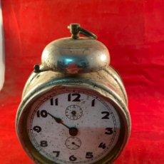 Despertadores antiguos: ANTIGUO RELOJ DESPERTADOR. Lote 240800040