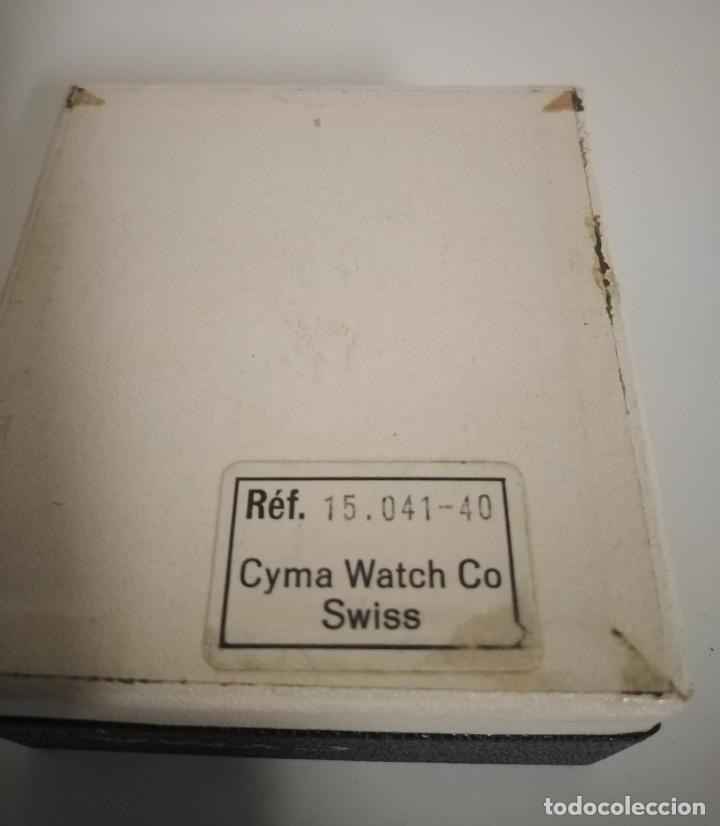 Despertadores antiguos: Reloj despertador cyma - Foto 6 - 243956900
