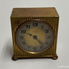 Despertadores antiguos: RELOJ DESPERTADOR ZENITH. AÑOS 30.. Lote 245599835