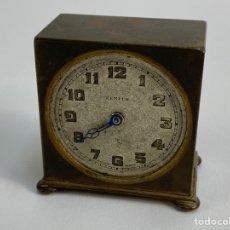 Despertadores antiguos: RELOJ DESPERTADOR ZENITH. AÑOS 30.. Lote 245600150