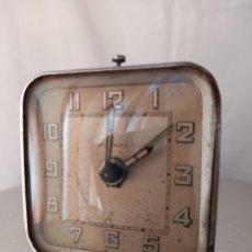 Despertadores antiguos: RELOJ DESPERTADOR BAYARD. Lote 246093220