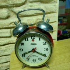 Despertadores antiguos: ANTIGUO RELOJ SEASON DE CUERDA. Lote 246164870
