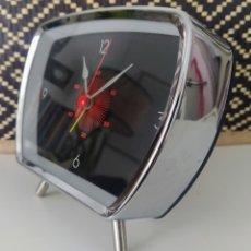 Despertadores antigos: DESPERTADOR VINTAGE SPACE AGE - 1970S. Lote 247647250