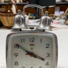 Despertadores antiguos: RELOJ. Lote 248952675