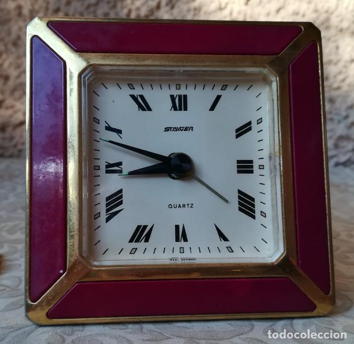 PRIMOROSO DESPERTADOR (QUARZ) (Relojes - Relojes Despertadores)