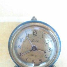 Despertadores antigos: RELOJ DESPERTADOR DEP SAVOY MADE IN FRANCE. Lote 251765635