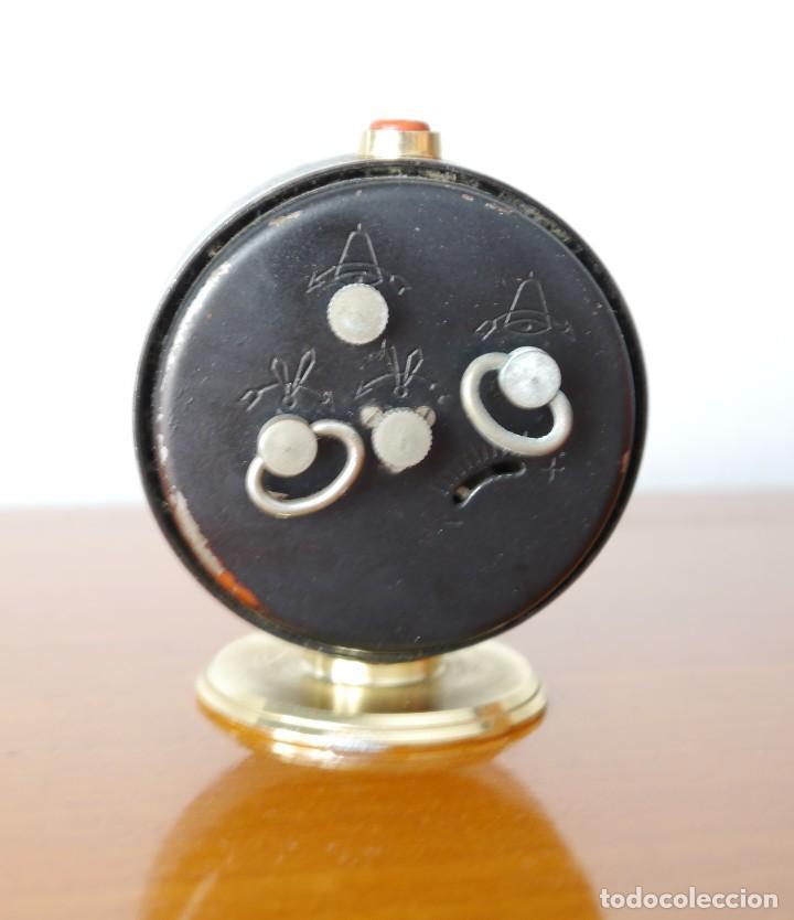 Despertadores antiguos: Reloj despertador Slava - Foto 4 - 252057330