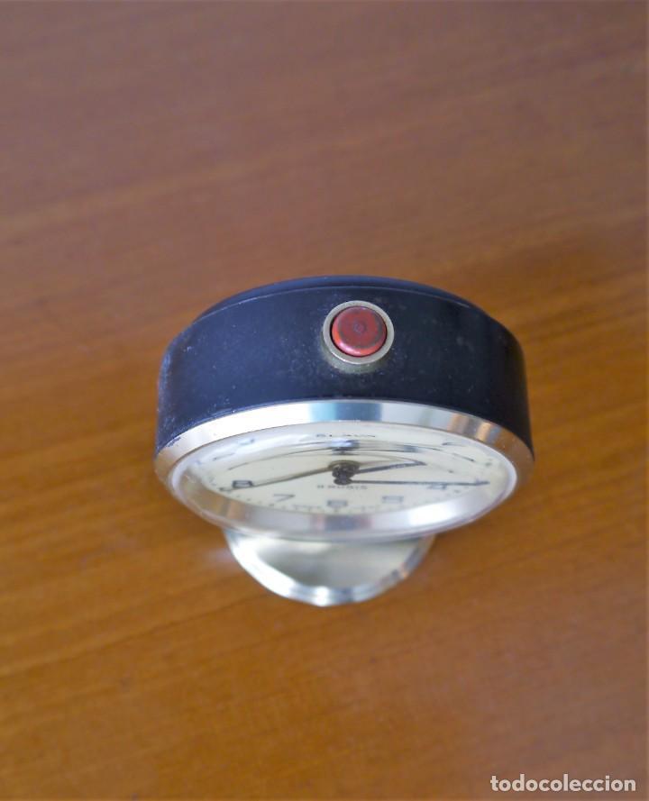 Despertadores antiguos: Reloj despertador Slava - Foto 5 - 252057330