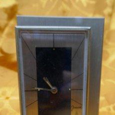 Despertadores antiguos: RELOJ DESPERTADOR JACCARD.. Lote 253949755