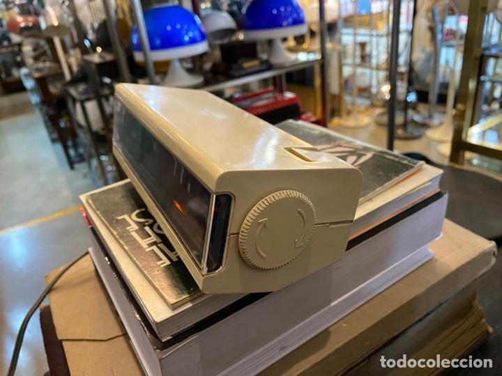 Despertadores antiguos: RELOJ DESPERTADOR FLIP FLOP MARCA COPAL MODELO 229 MADE IN JAPAN AÑOS 70 - Foto 3 - 254502940
