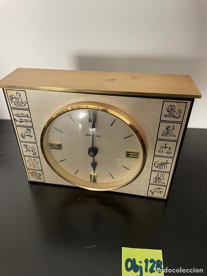 Despertadores antiguos: Reloj despertador antiguo - Foto 2 - 254628675