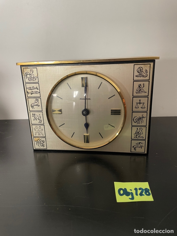 RELOJ DESPERTADOR ANTIGUO (Relojes - Relojes Despertadores)