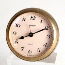 Despertadores antiguos: RELOJ DESPERTADOR STAIGER. WEST GERMANY. PARA REVISAR. Lote 255991640