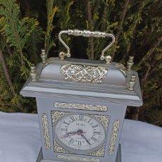 Despertadores antiguos: RELOG HUABA. Lote 257329520