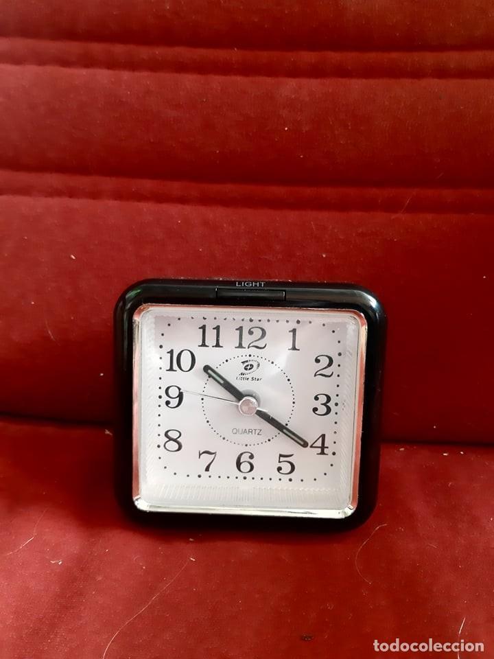 DESPERTADOR LITTLE STAR QUARTZ (Relojes - Relojes Despertadores)