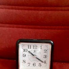 Despertadores antiguos: DESPERTADOR LITTLE STAR QUARTZ. Lote 260296635