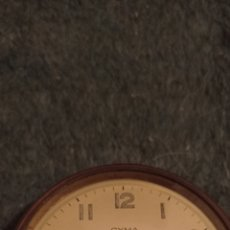 Despertadores antiguos: DESPERTADOR CYMA. Lote 260297665