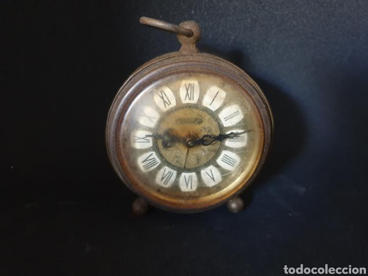 ANTIGUO RELOJ DESPERTADOR BLESSING (Relojes - Relojes Despertadores)