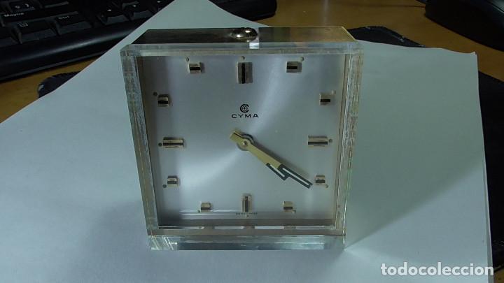 RELOJ CYMA R10 (Relojes - Relojes Despertadores)