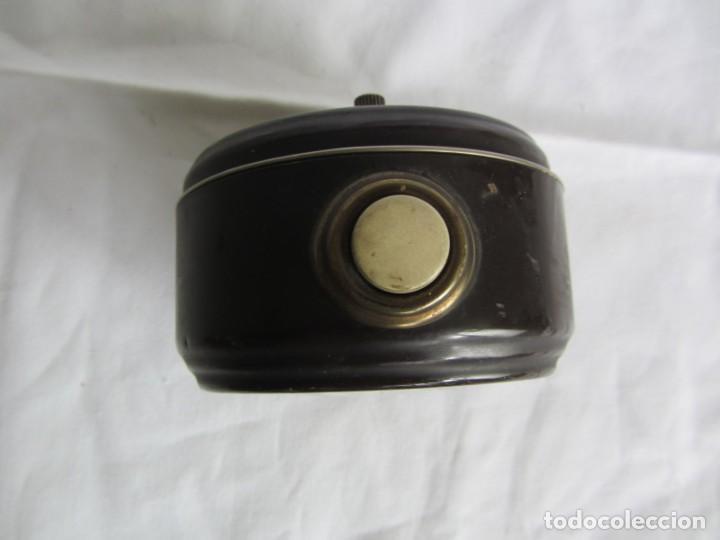 Despertadores antiguos: Reloj despertador de sobremesa Wilco, funcionando - Foto 8 - 262594920