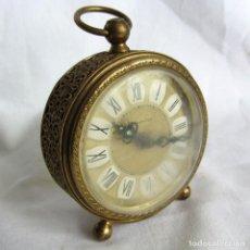Despertadores antiguos: RELOJ DESPERTADOR BLESSING, FUNCIONANDO. Lote 262595015
