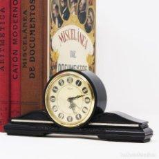 Despertadores antiguos: RELOJ DESPERTADOR VINTAGE MANTEL CLOCK RHYTHM 85340. Lote 262671935