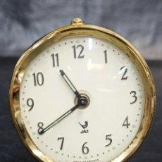 Despertadores antiguos: RELOJ DESPERTADOR JAZ. C55. Lote 262846210