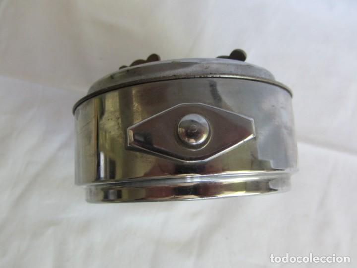 Despertadores antiguos: Reloj espertador Jughans fucnionado - Foto 6 - 262918495