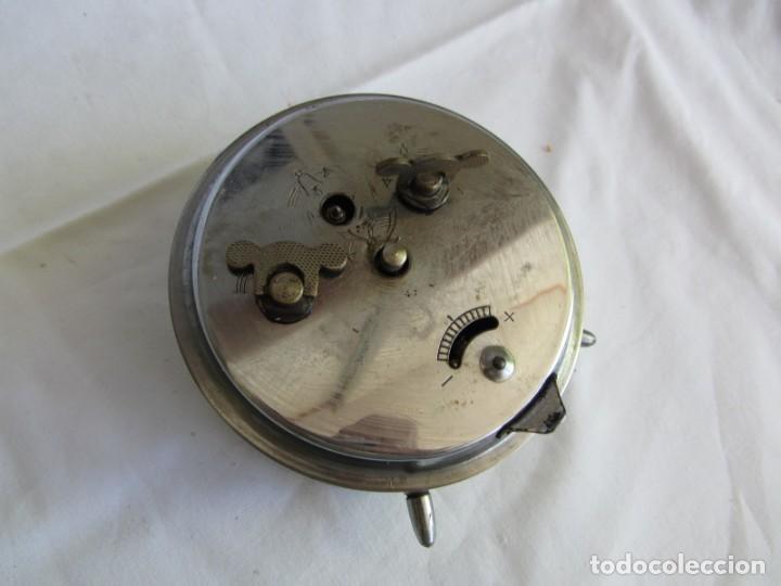 Despertadores antiguos: Reloj espertador Jughans fucnionado - Foto 10 - 262918495