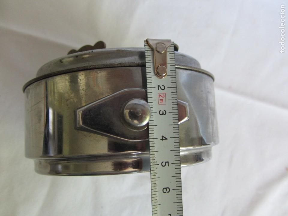 Despertadores antiguos: Reloj espertador Jughans fucnionado - Foto 12 - 262918495