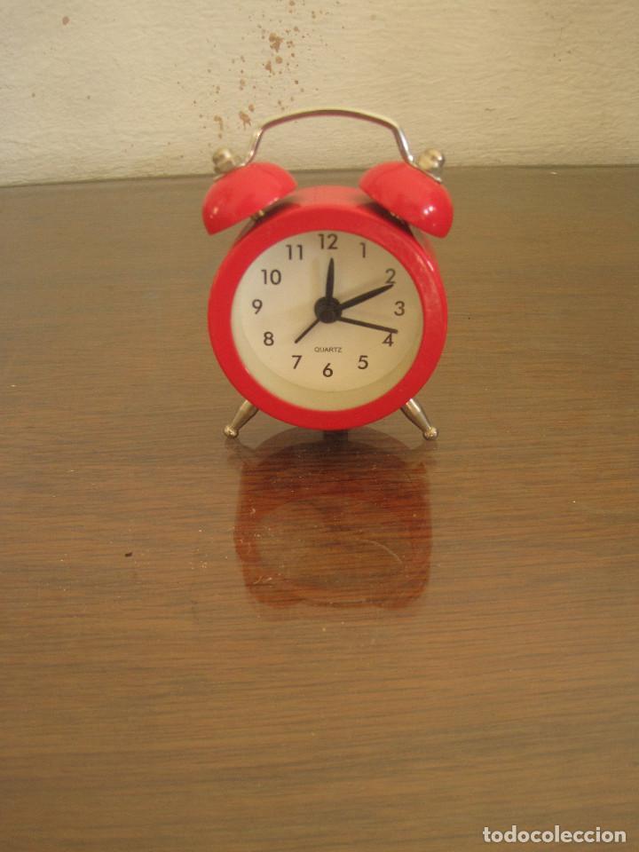 PEQUEÑO DEPERTADOR (Relojes - Relojes Despertadores)
