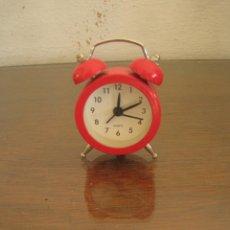 Despertadores antiguos: PEQUEÑO DEPERTADOR. Lote 268868439