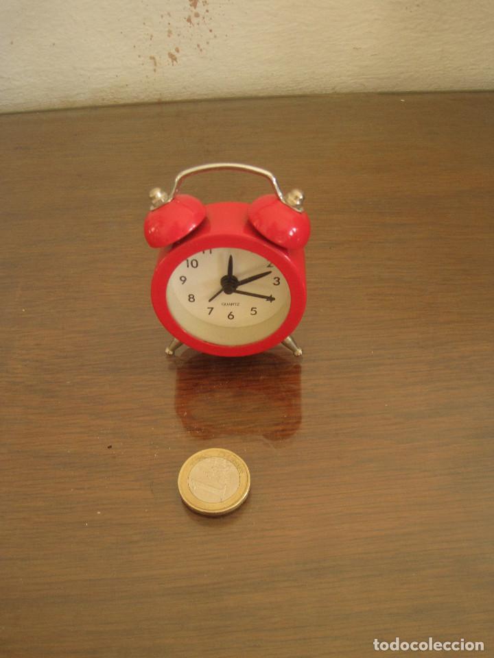Despertadores antiguos: Pequeño depertador - Foto 2 - 268868439