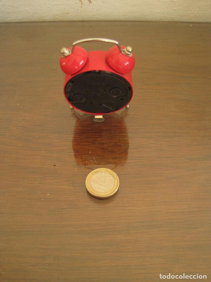 Despertadores antiguos: Pequeño depertador - Foto 3 - 268868439