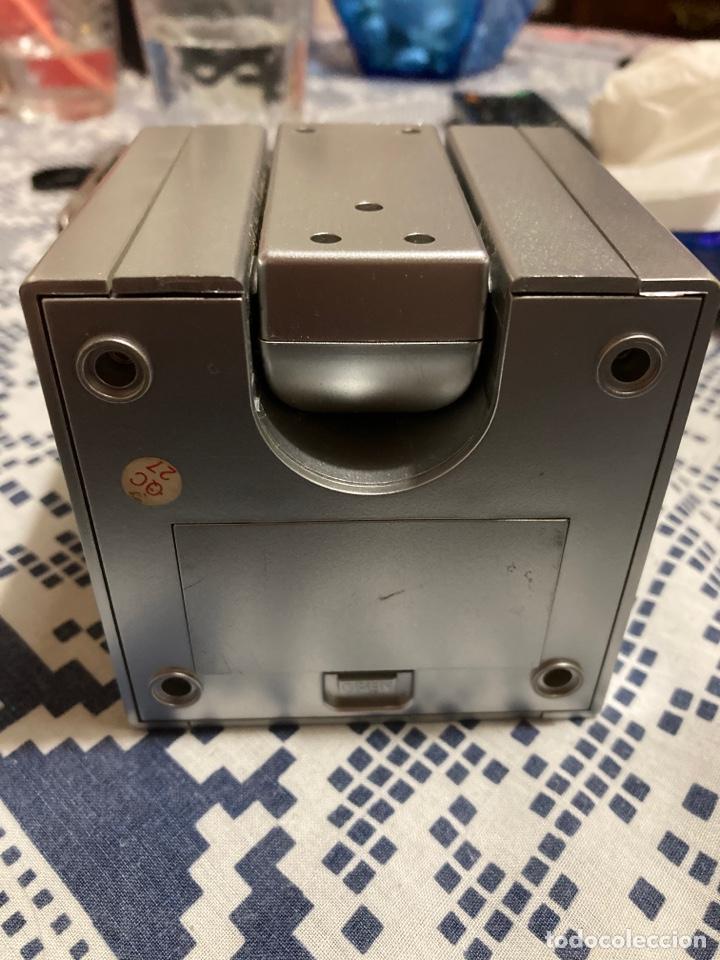 Despertadores antiguos: Reloj Despertador con proyector hora y habla la hora - Foto 3 - 269489623