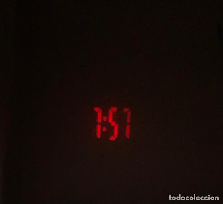 Despertadores antiguos: Reloj Despertador con proyector hora y habla la hora - Foto 4 - 269489623