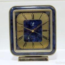 Despertadores antiguos: DESPERTADOR JAZ- MADE IN JAPAN. QUARTZ . AÑOS 80´. Lote 270586593